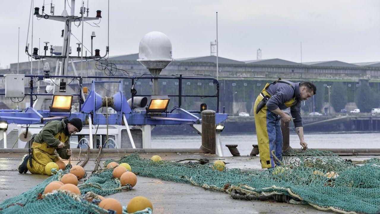 Le port morbihannais est administré par la société d'économie mixte Lorient Kéroman.