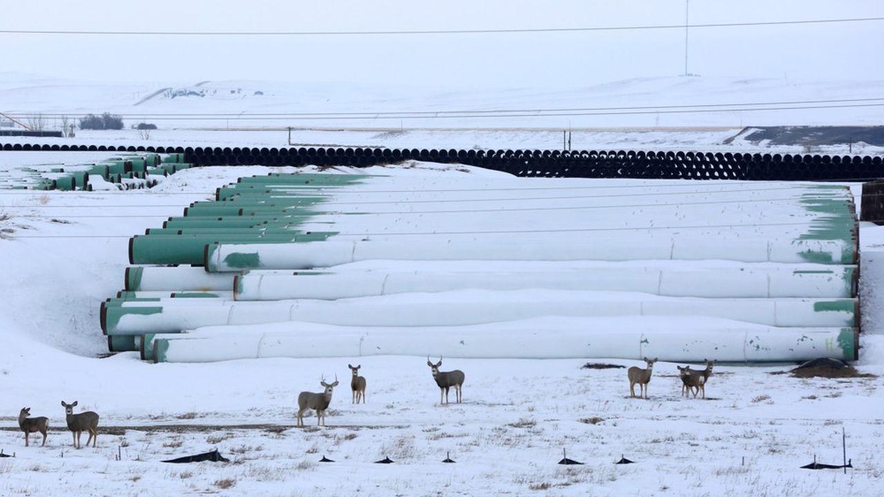 L'oléoduc Keystone XL aurait permis d'acheminer plus de 830.000 barils de pétroleentre la province canadienne de l'Alberta et les raffineries américaines du golfe du Mexique.