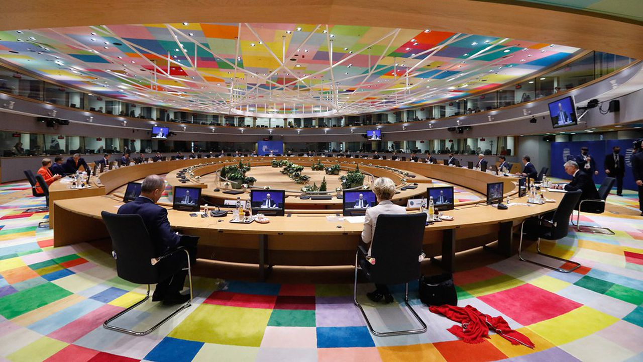 Le 13décembre dernier, le Conseil européen consacré à la situation sanitaire s'était réuni à Bruxelles. Depuis la situation s'est à nouveau dégradée.