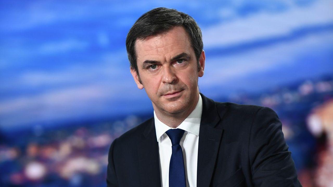 Le ministre de la Santé Olivier Véran n'a pas annoncé de reconfinement dans l'immédiat.