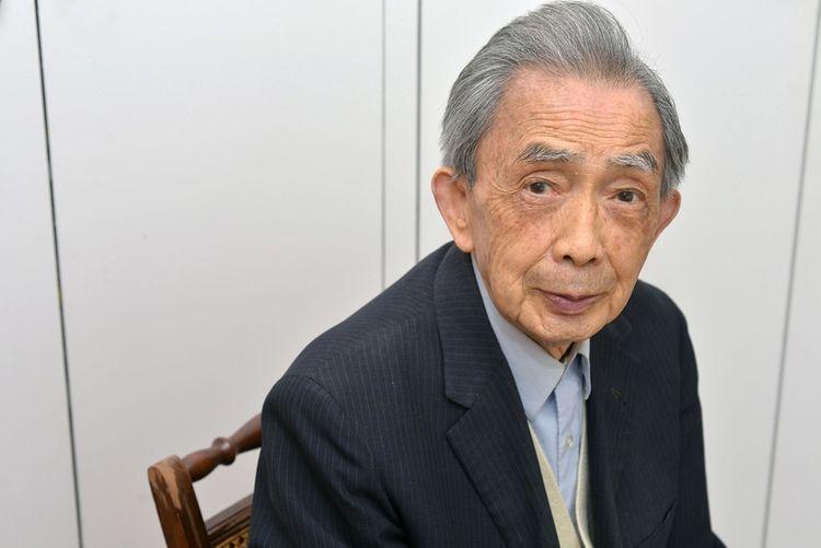 L'académicien François Cheng. Son dernier opus « Enfin le royaume» s'est écoulé à 30.000 exemplaires.