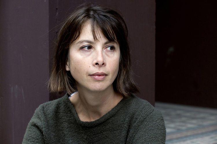Nathalie Quintane, écrivaine et poétesse.
