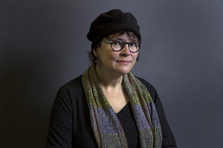 Valérie Rouzeau, auteure de « Pas revoir ».