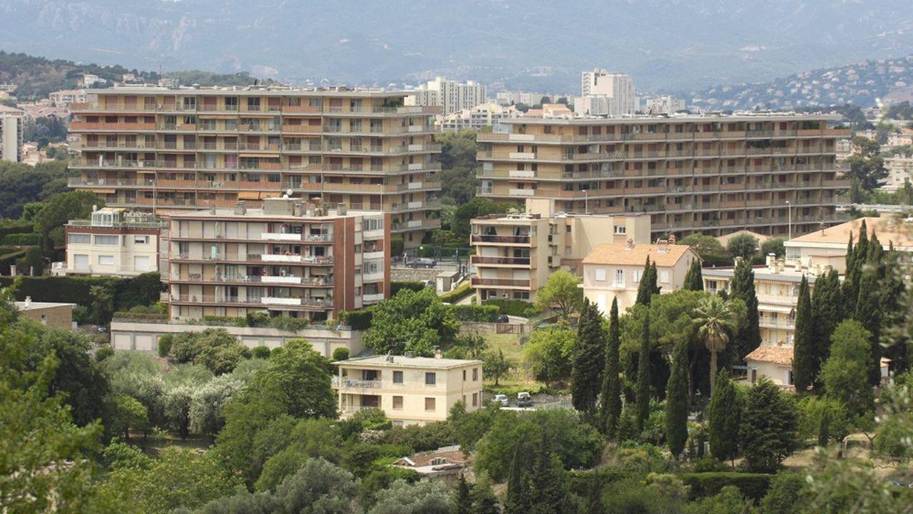 Cannes fait partie des communes de Paca en manque de logements sociaux.