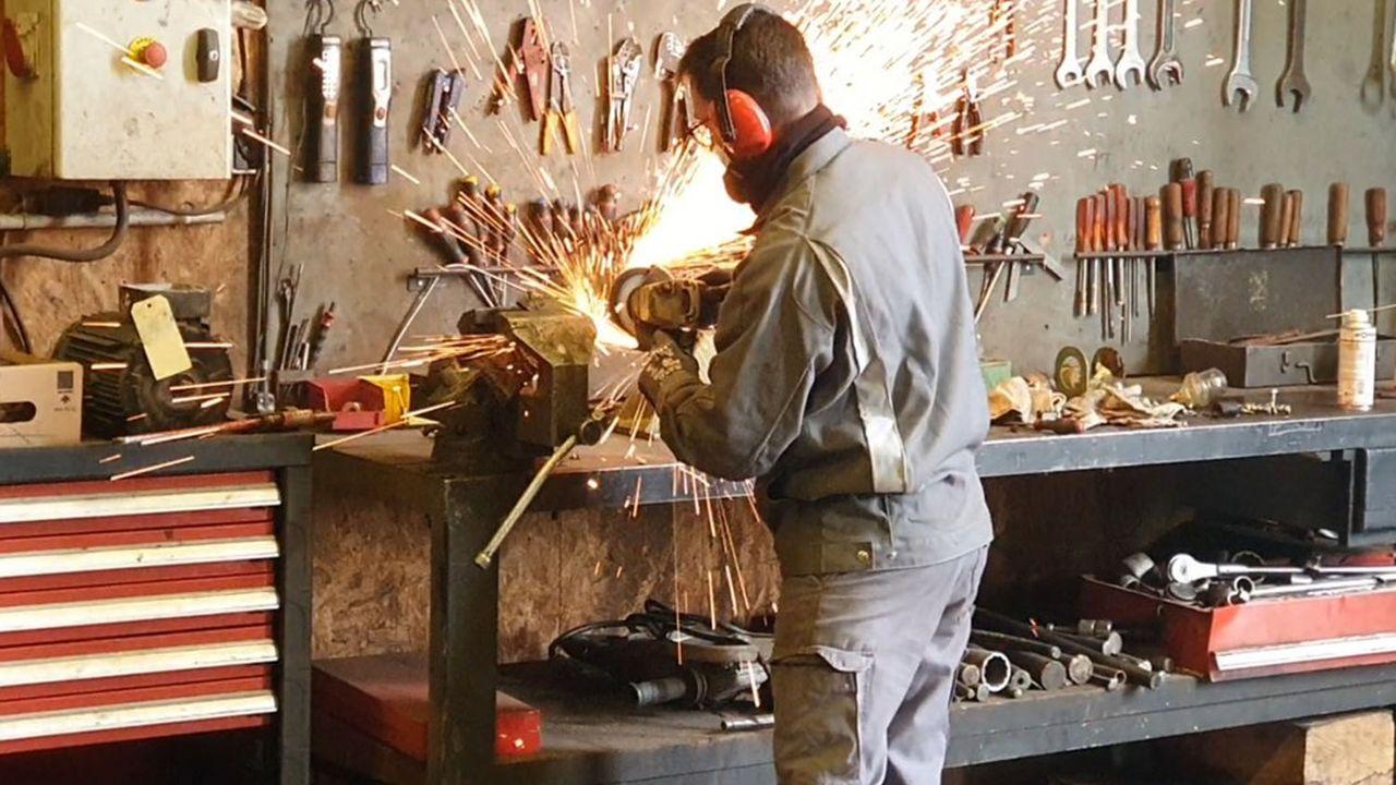 L'entreprise veut accélérer son passage de l'artisanat à l'industrie.