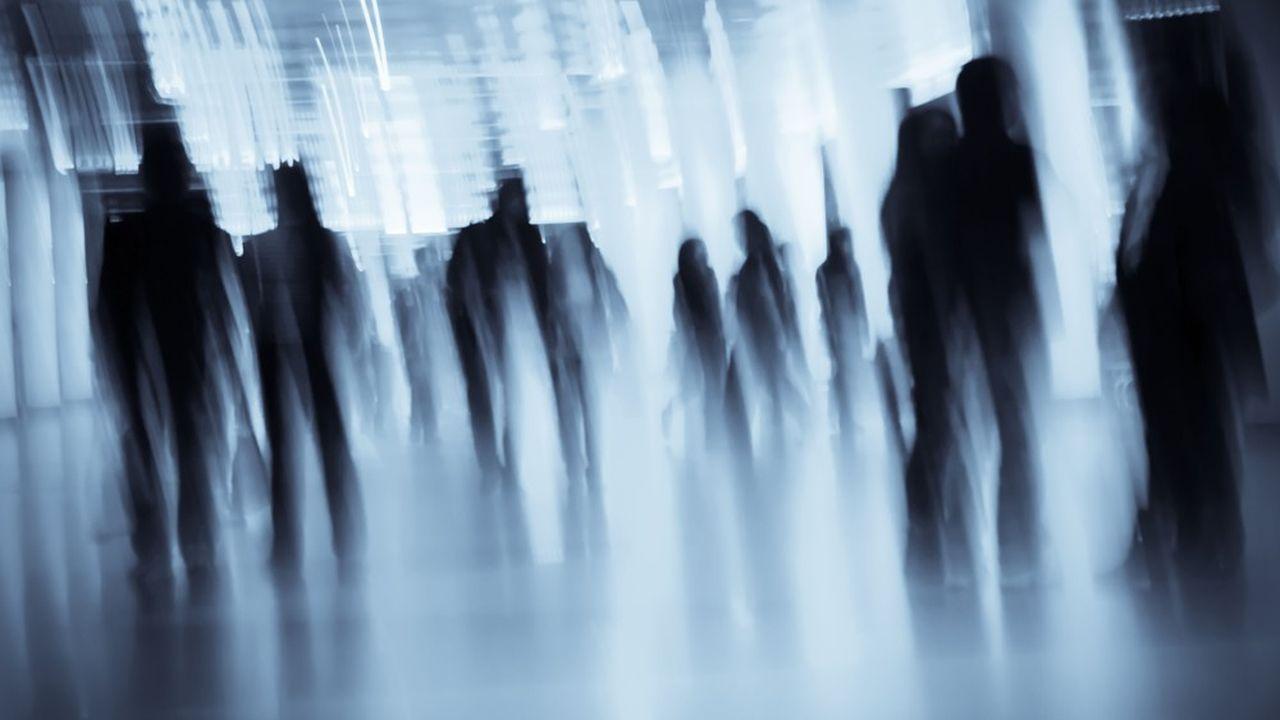 Des fantômes hantent les entreprises