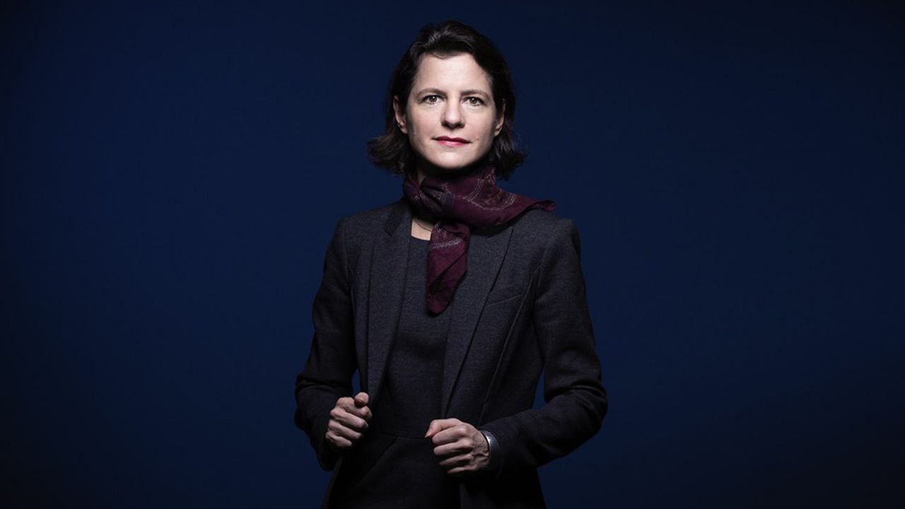 Catherine MacGregor est directrice générale d'Engie.