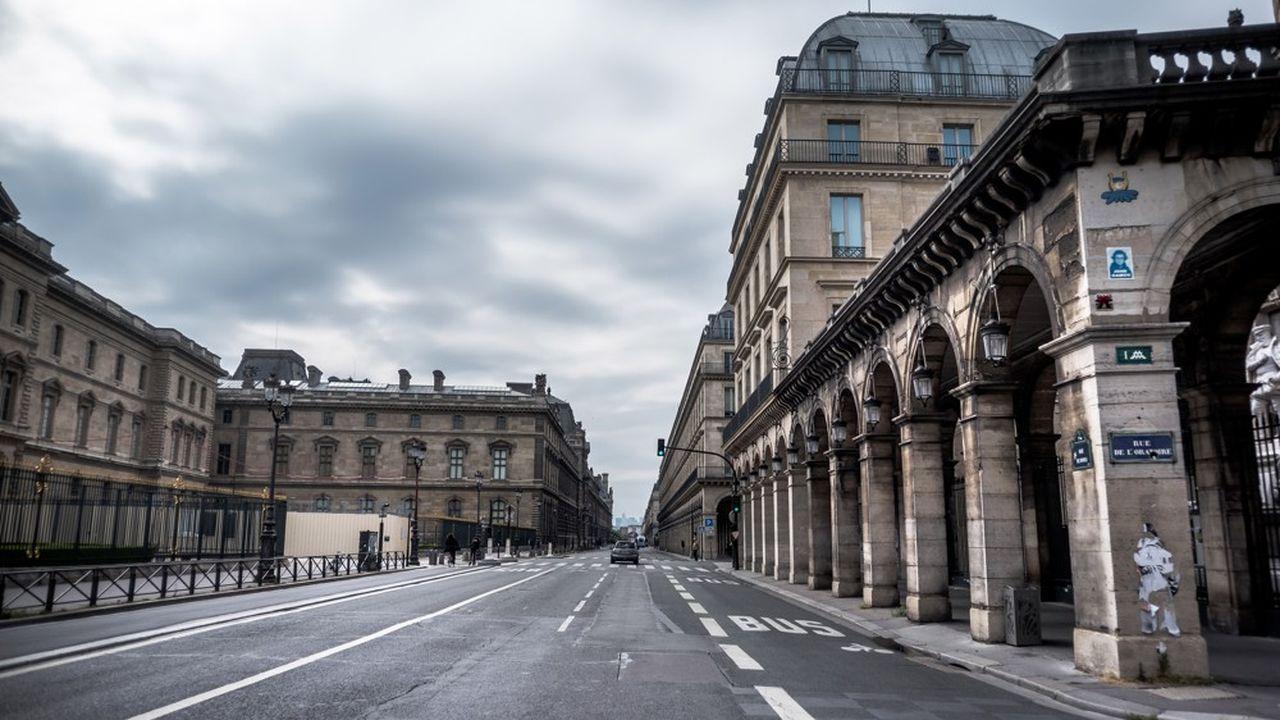 La France chemine vers son troisième confinement depuis le début de l'épidémie de coronavirus.