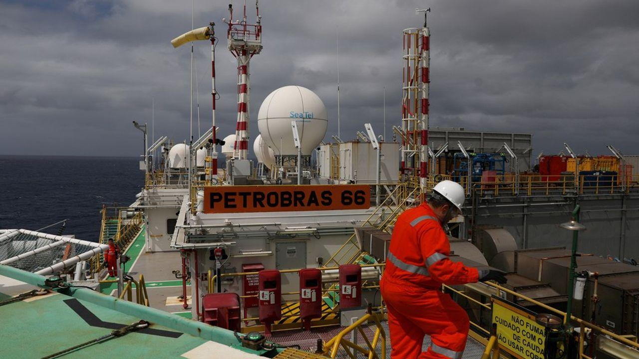 Les investissements ont chuté de plus de 15% l'an dernier dans l'exploration-production en mer.