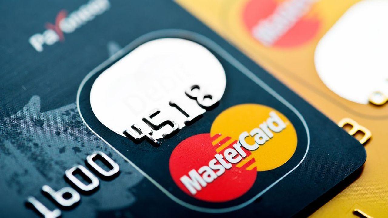 Le prix des commissions prélevées par le groupe sur chaque transaction réalisée en ligne avec une carte de crédit Mastercard sera multiplié par cinq.