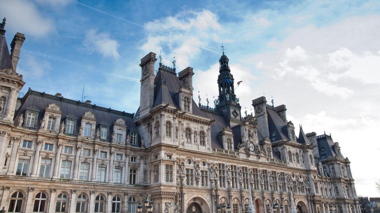 Les agents parisiens travaillent en moyenne environ 1.550 heures par an.