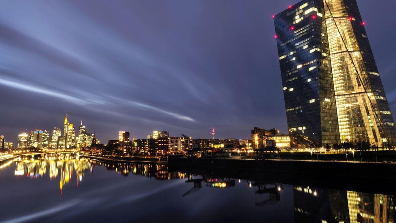 La confiance des citoyens européens dans la BCE a fortement baissé depuis la crise financière.
