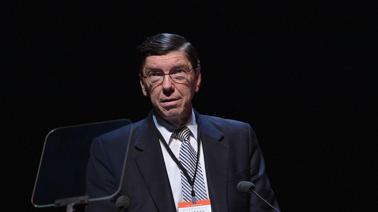 Professeur à la Harvard Business School mondialement connu, Clayron Christensen a inventé le terme « innovation de rupture » à la fin des années 1990.