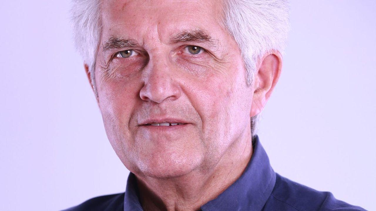 Jean-Claude Maurel, président et fondateur de Medesis Pharma.