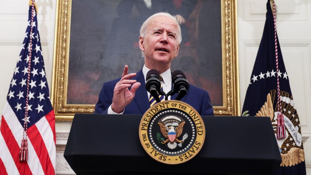 Joe Biden est bien décidé à augmenter les capacités américaines en termes de cybersécurité.