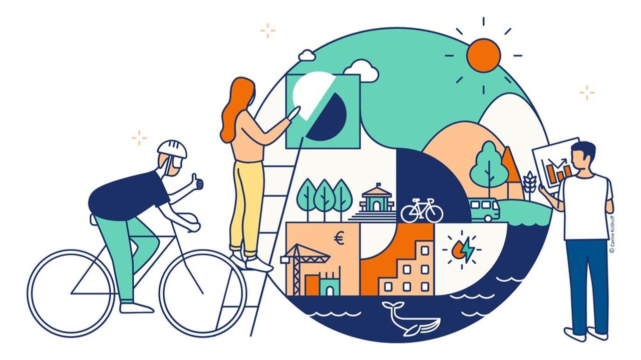 Shift Your Job permet de trouver un job dans une entreprise engagée dans la transition énergétique et climatique.