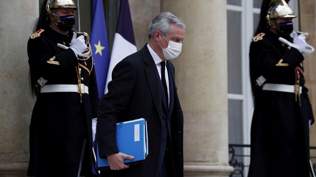 Bruno Le Maire veut des quotas de femmes dans les instances dirigeantes des grandes entreprises françaises.