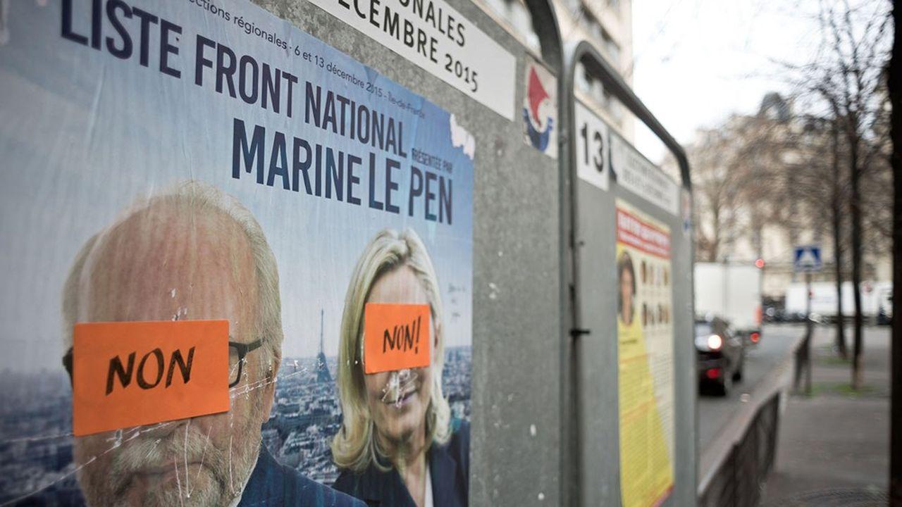 Plusieurs élus locaux ont suivi Florian Philippot lorsque celui-ci a quitté le parti de Marine Le Pen pour fonder son propre mouvement Les Patriotes.