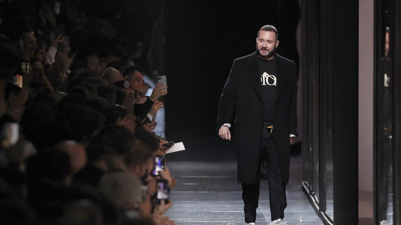 Kim Jones, le 17 janvier 2020