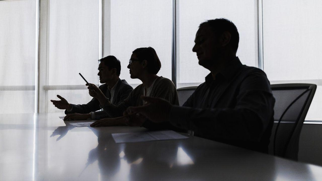 Seuls 10% des élus aux conseils d'administration du SBF 120 ont moins de 40 ans.