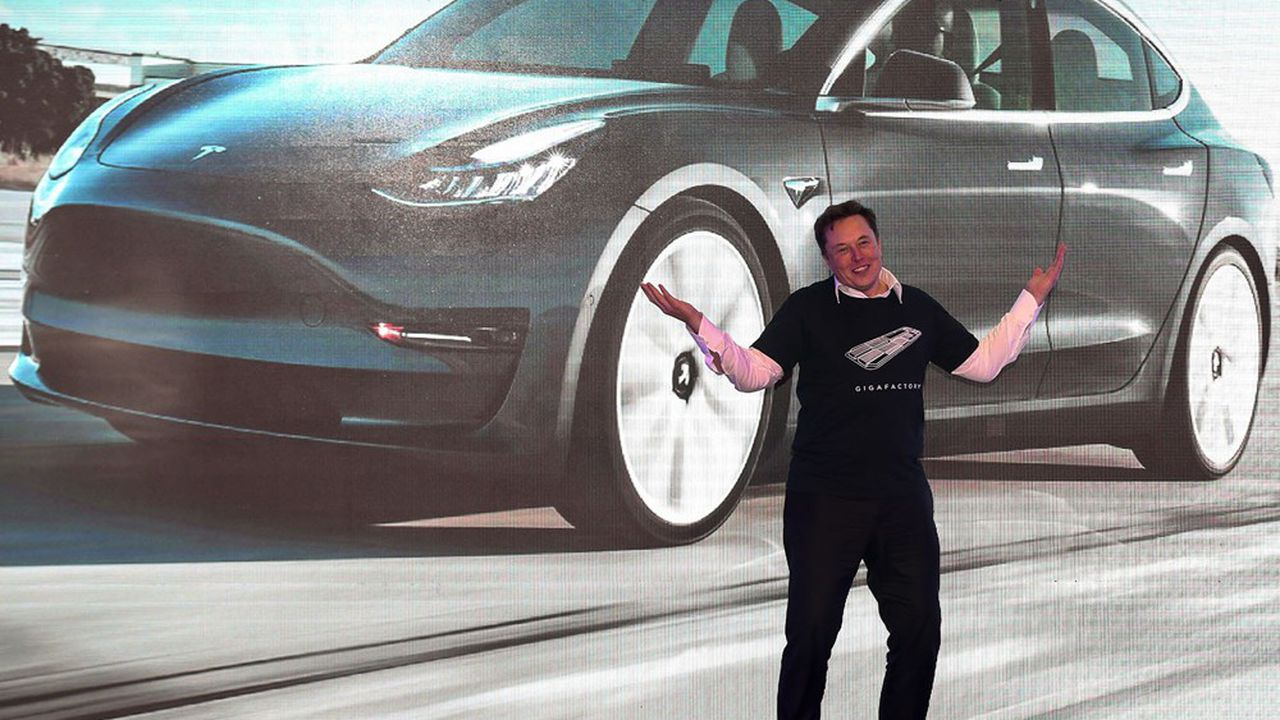 L'an dernier, Tesla a livré 499.550 véhicules, dont 442.500 Model 3 et Model Y.