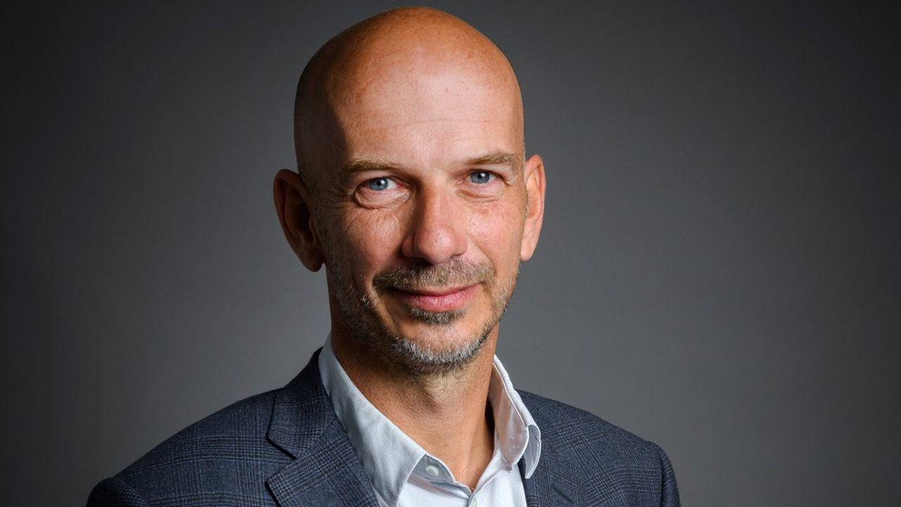 Jérôme Guéret, le directeur général de Go Capital.