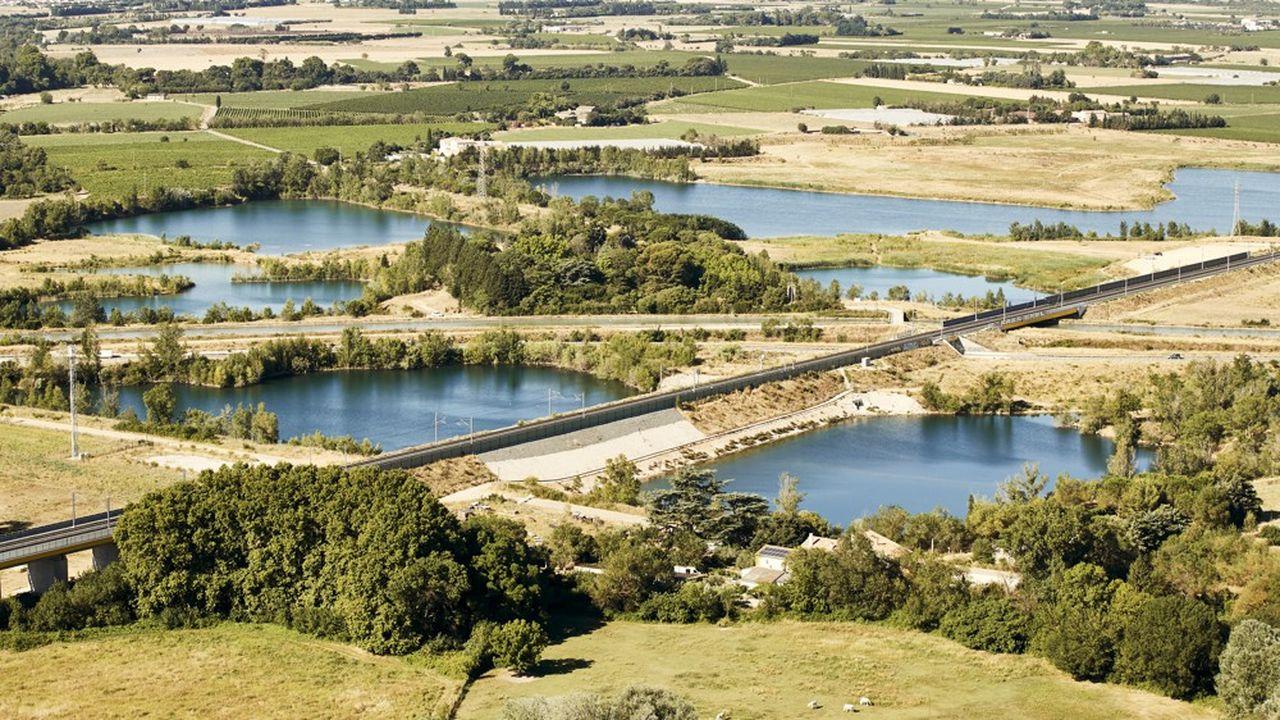 Des parcelles situées dans 25 communes, susceptibles d'accueillir des projets agroécologiques, ont été identifiées dans le Gard et l'Hérault.