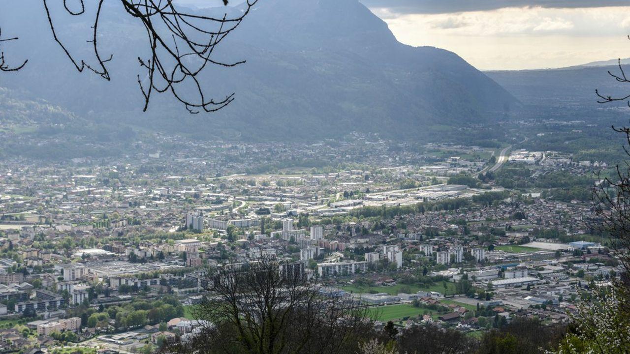 La vallée de l'Arve abrite près des deux tiers de l'activité française du décolletage.
