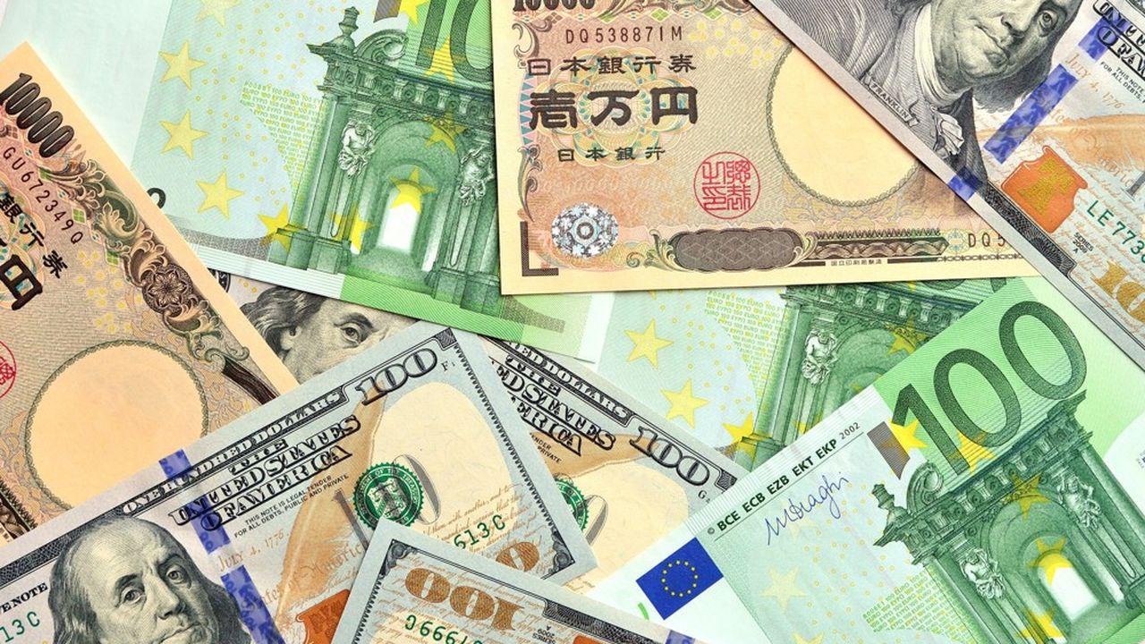 Les entreprises représentaient seulement 7 % du volume quotidien sur le marché mondial des monnaies en 2019.
