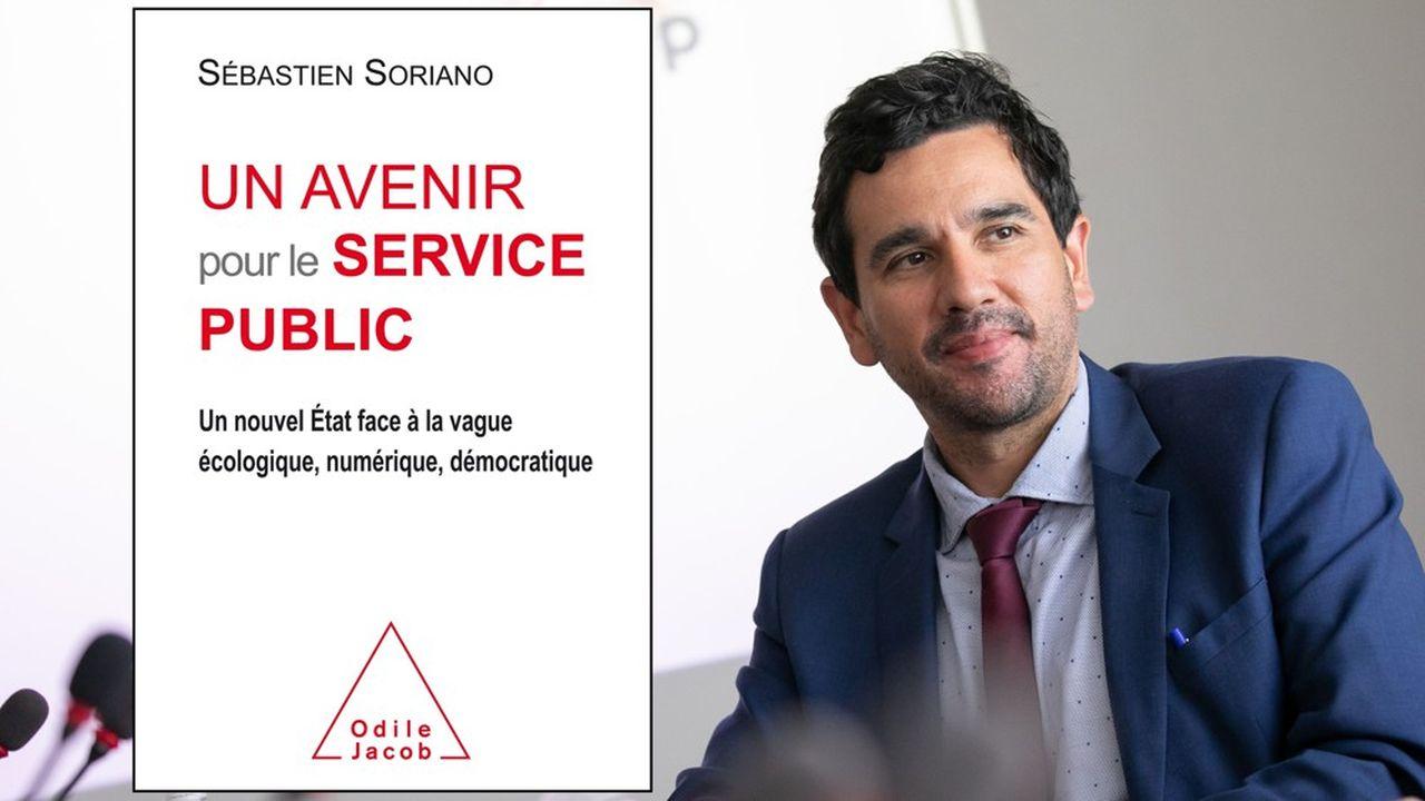 Sébastien Soriano, ex-président de l'Arcep.