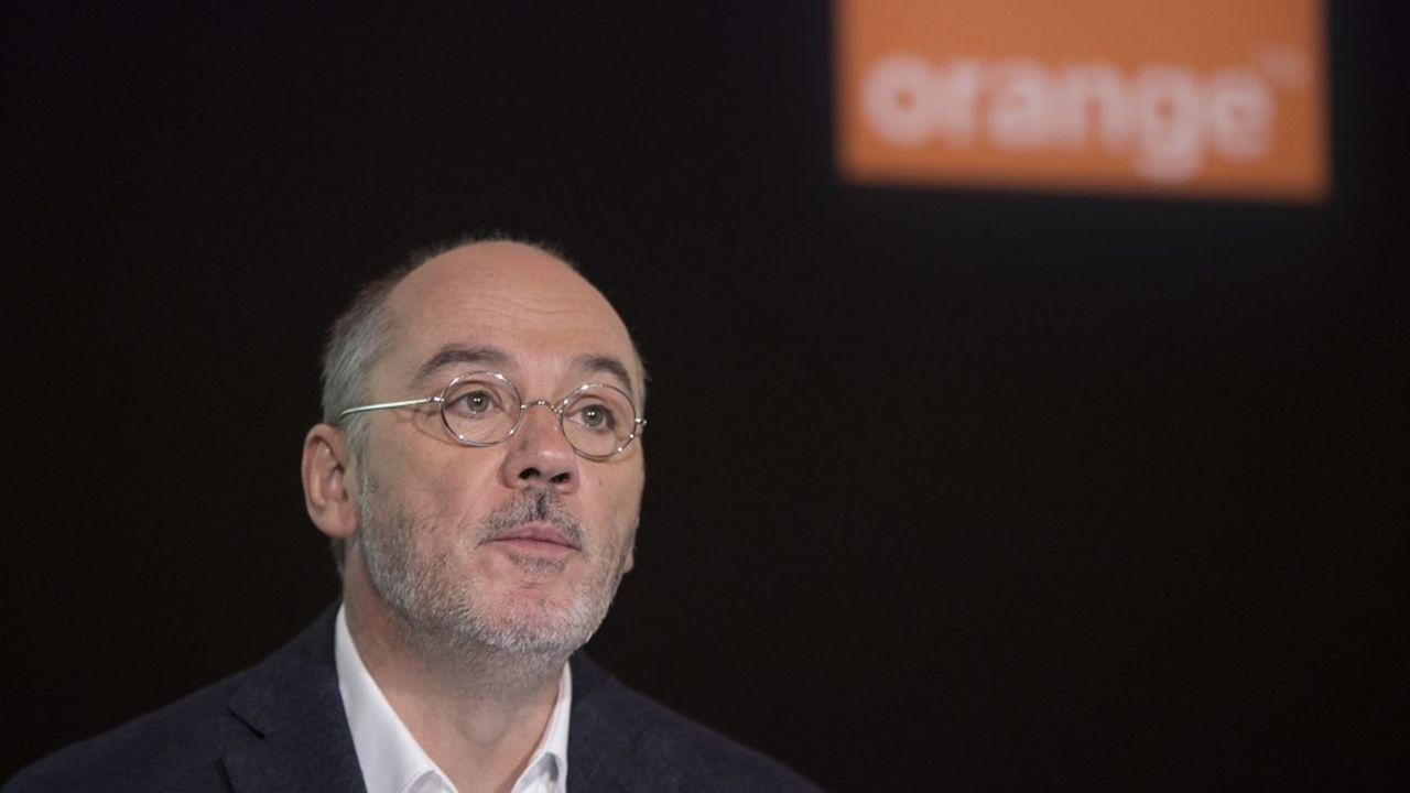 Stéphane Richard réclame une hausse de 3euros des tarifs du dégroupage.