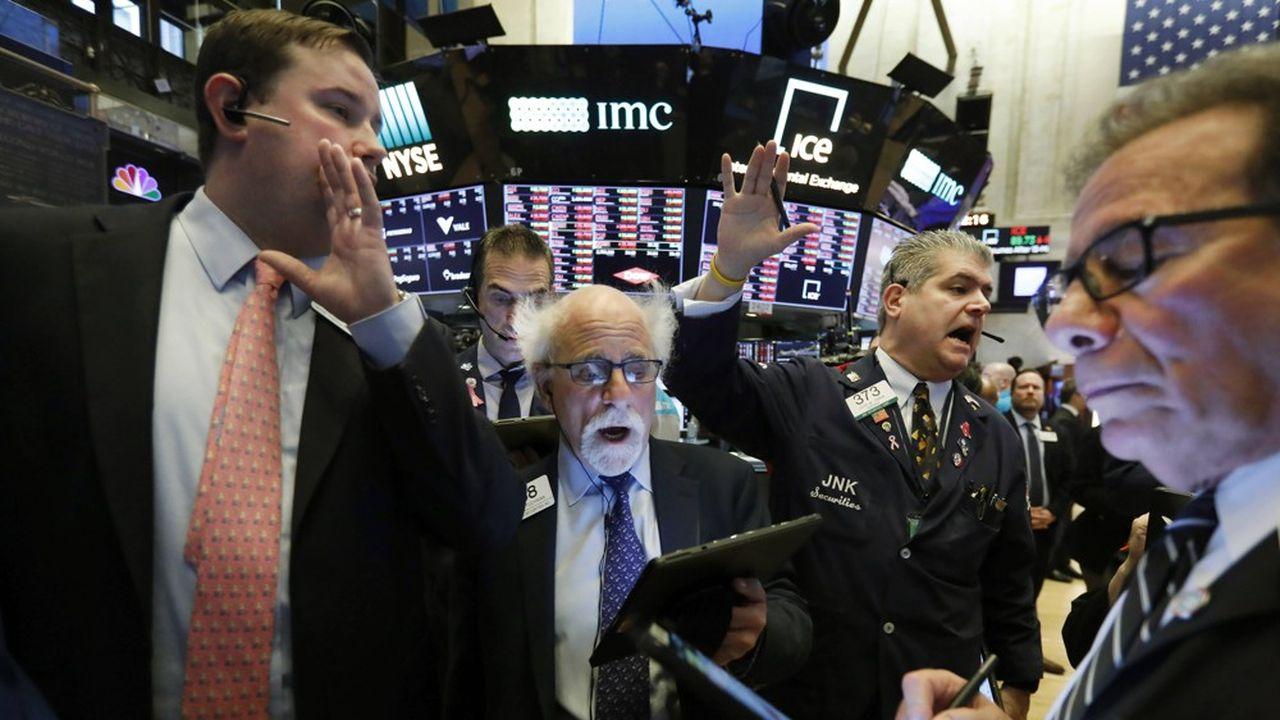 Les vendeurs à découvert gagnent de l'argent en pariant sur la baisse des titres.