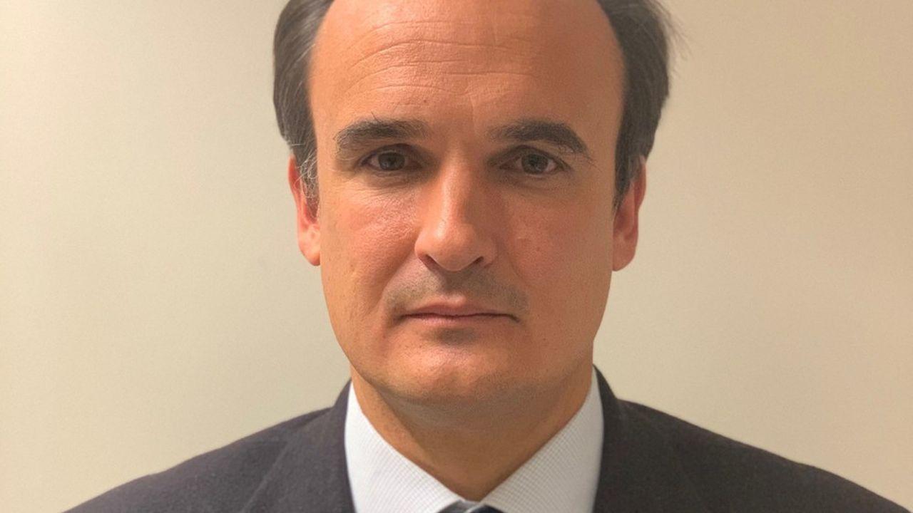 Jean-François Doucède, greffier associé du tribunal de commerce de Bobigny et administrateur du GIE Infogreffe.
