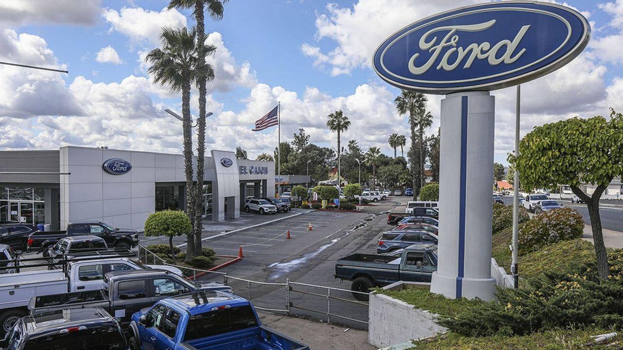 L'alliance avec Google permettra notamment à Ford de proposer une nouvelle expérience client lors de l'achat d'un véhicule.