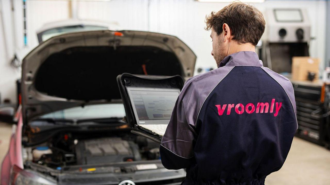 Vroomly est partenaire de 3.000 garages en France.