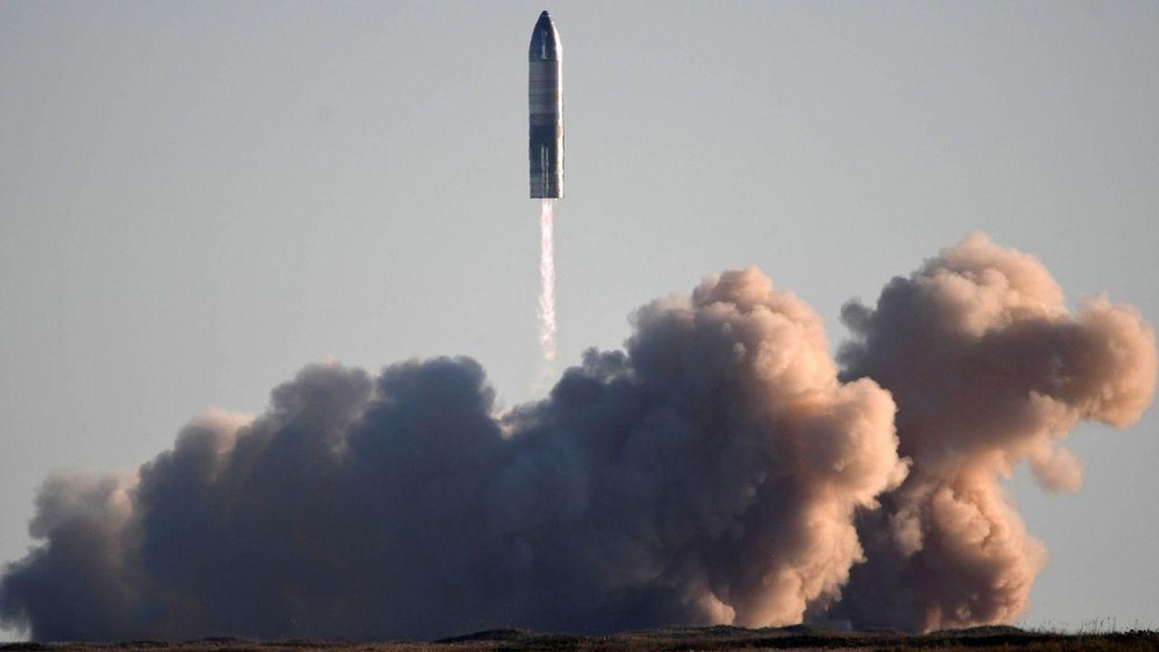 SpaceXa déjà réussi à envoyer des astronautes à bord de la Station spatiale internationale (ISS).