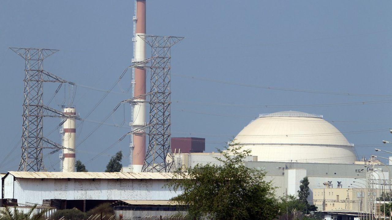 En réponse aux sanctions américaines, l'Iran s'est affranchi de ses obligations en dépassant les seuils d'enrichissement de l'uranium.