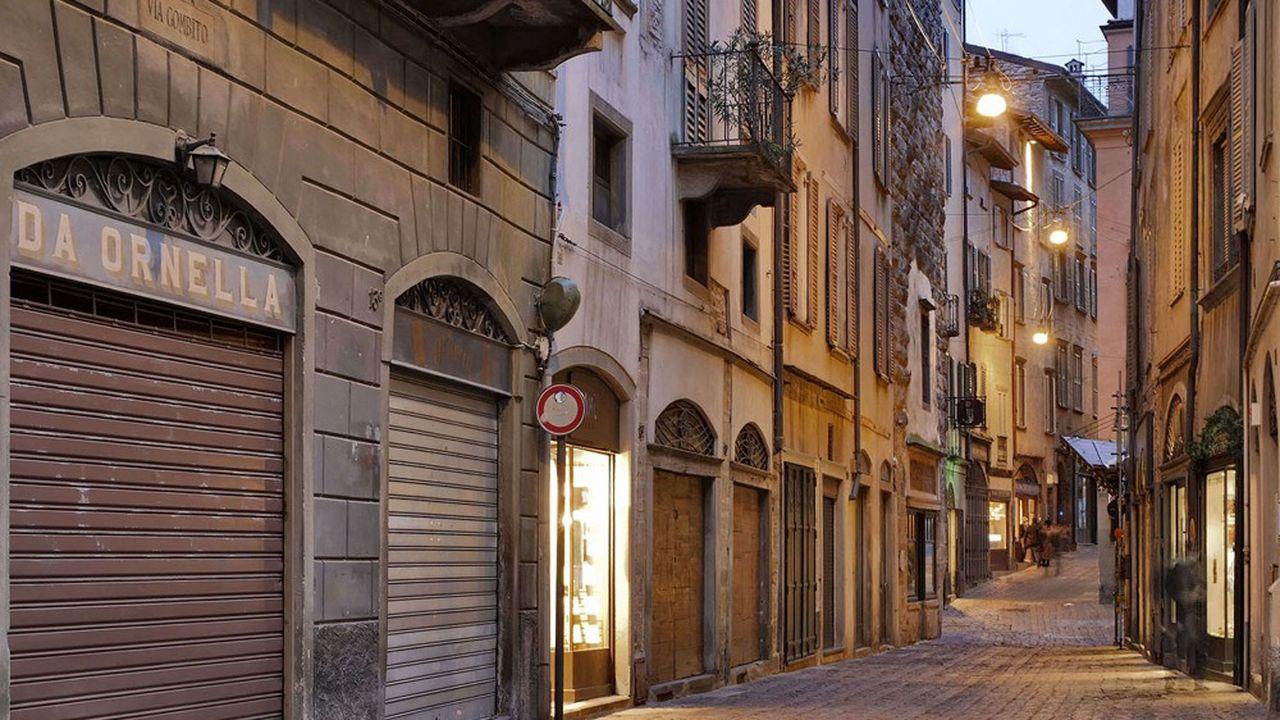 Recessione storica: l'Italia ha registrato un calo dell'8,9% del PIL lo scorso anno, secondo l'Istituto Nazionale di Statistica (Istat).