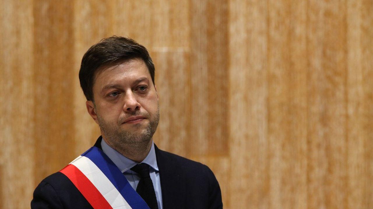 Benoît Payan, le maire de Marseille.