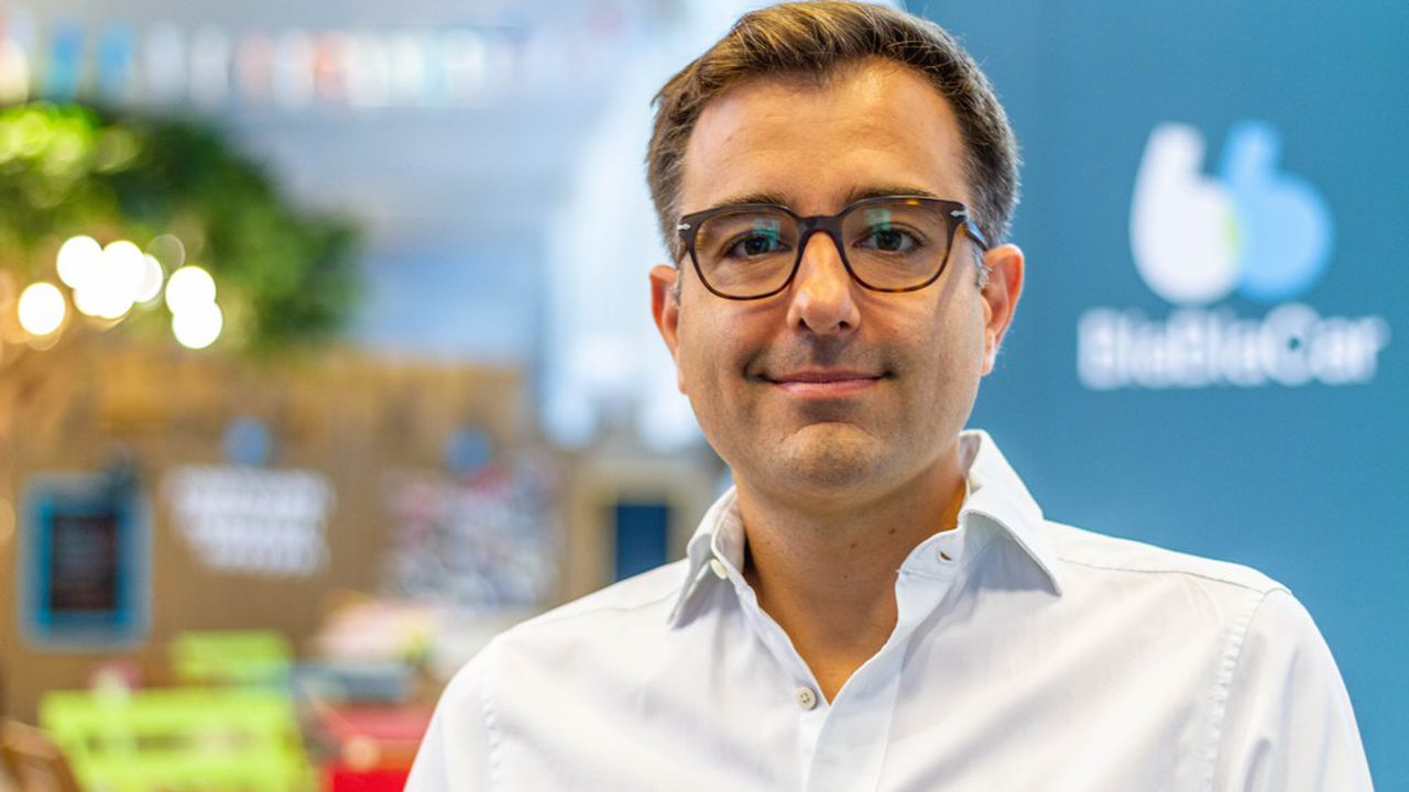 «Quand il y a une énorme période de crise, il est primordial de préserver le cash et les talents», explique Nicolas Brusson, CEO de BlaBlaCar.