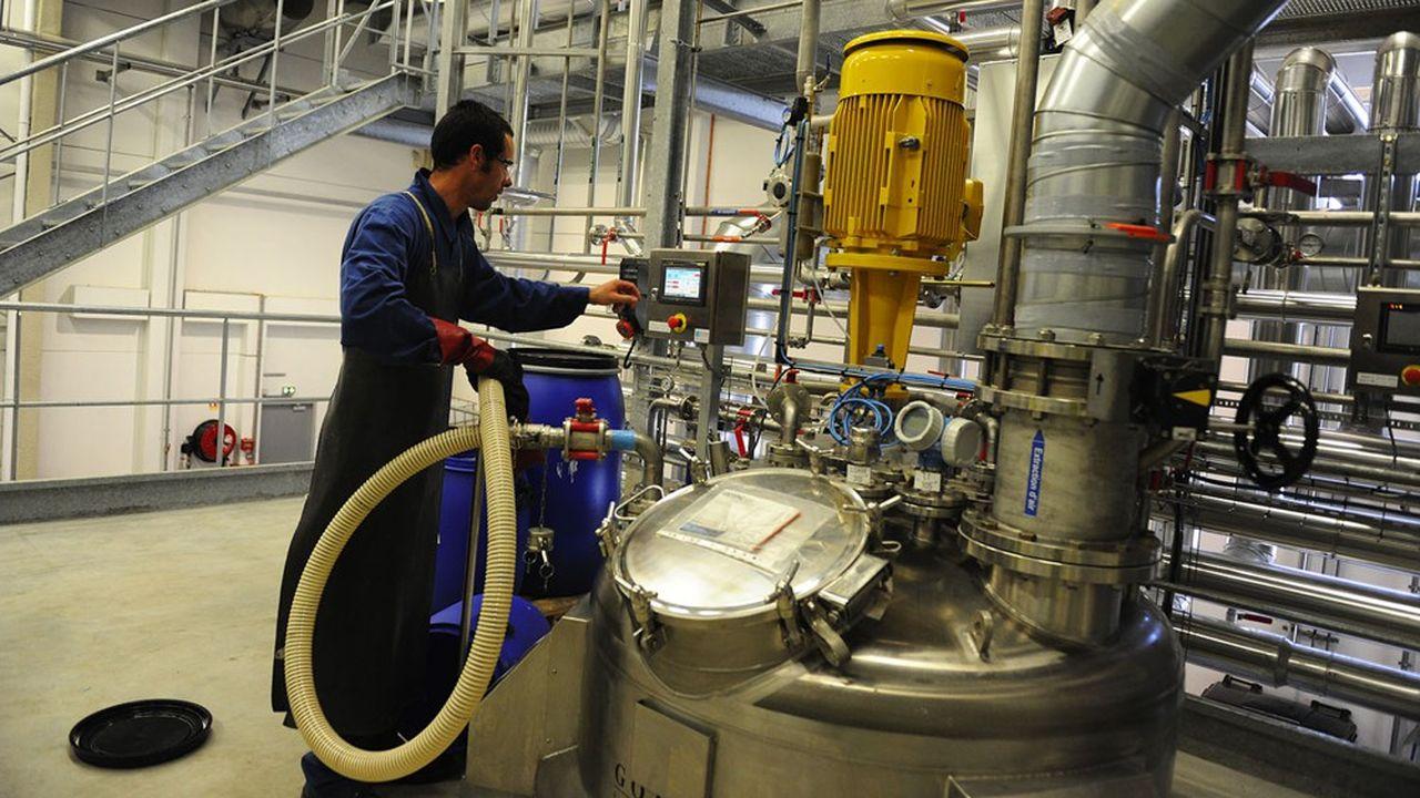 Le groupe annonce un plan d'investissements de plusieurs millions d'euros dans son usine d'Elven (Morbihan).