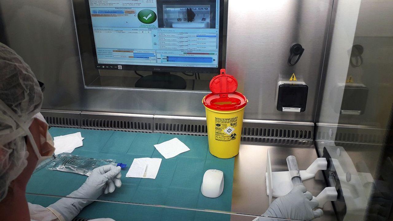 Eurekam lutte contre les erreurs médicamenteuses autour du vaccin Covid
