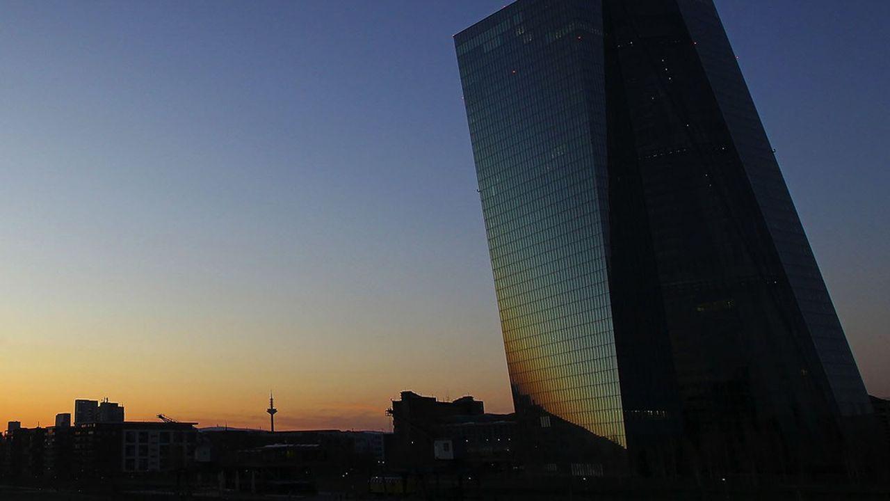 Le rebond de l'inflation complique la tâche de la BCE - Les Échos