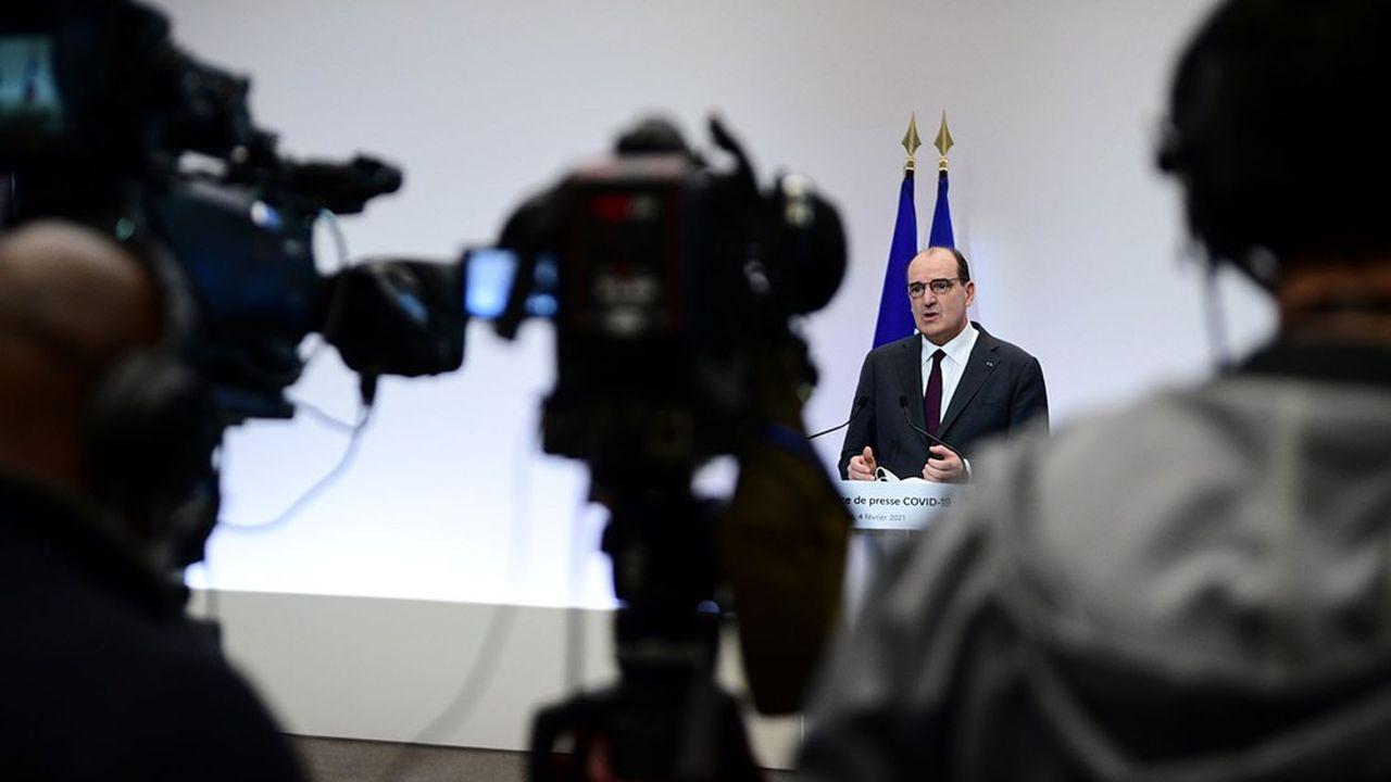 Le Premier ministre Jean Castex a annoncé ce jeudi le maintien des restrictions sanitaires, mais pas de reconfinement.