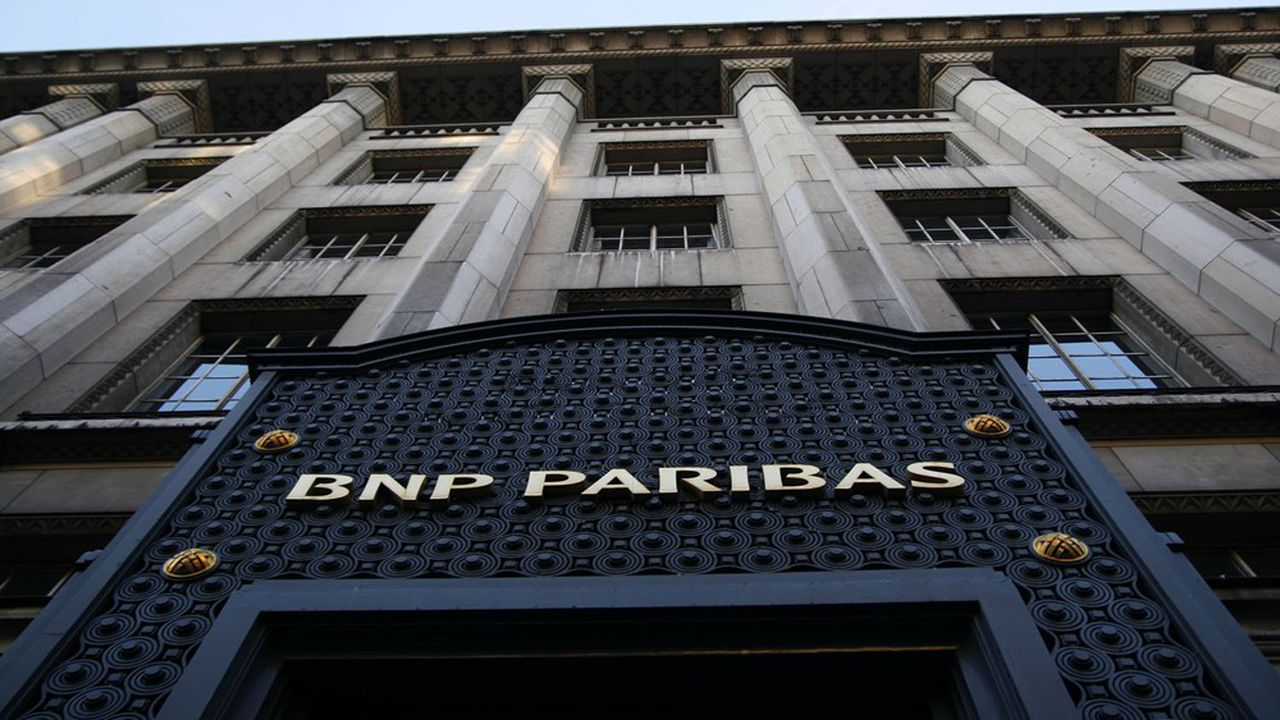 BNP Paribas atteint son objectif pour 2020 - Les Échos