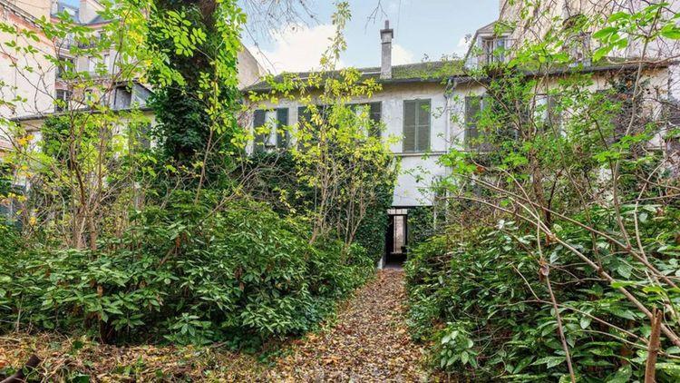 Une maison de 35,1millions d'euros en plein faubourg Saint Germain