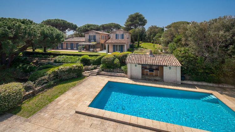 Une maison de 14millions d'euros à Saint Tropez