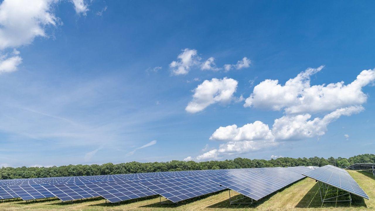 Pourquoi Total est pris d'une frénésie d'achat dans les énergies renouvelables - Les Échos