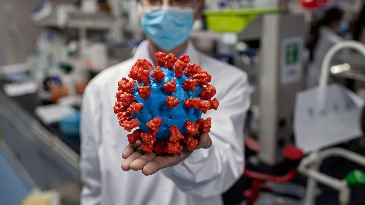 Cette offensive diplomatique est rendue possible par les avancées des laboratoires chinois (photo: Sinovac), qui comptent sept vaccins parmi les 18 ayant atteint la dernière phase de tests cliniques.