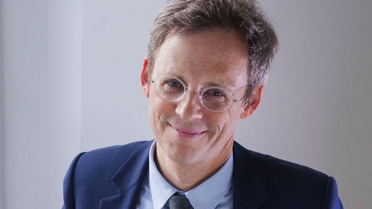 Fabrice Dumonteil, a pris la tête de Louis Dreyfus Investment Group, l'ancêtre d'Eiffel, en 2008.